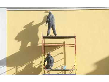 Немецкие краски Sto — практичный подход к покраске дома