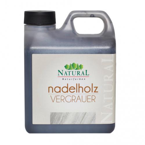 Nadelholz-Vergrauer средство для состаривания древесины 950 мл производства Natural (Австрия)