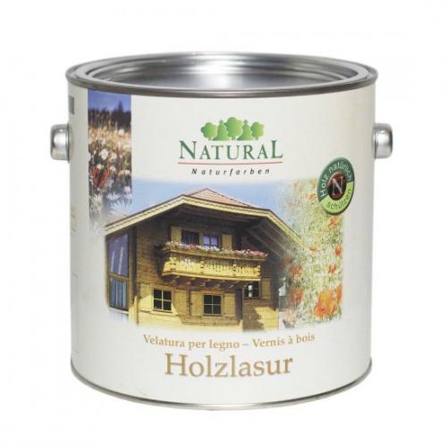 Holzlasur Natural масло-лазурь  для дерева 0,75 л