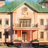 Индивидуальный декор фасада