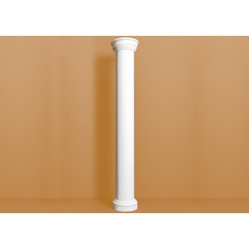 База колонны KL 102b, размер 120×340×340 мм
