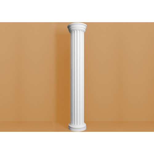 Колонна из полиуретана (пенопласта) КL 102 (КL 102t), размер 305×305×2000 мм