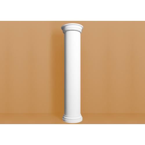 База колонны KL 106b, размер 120×500×500 мм