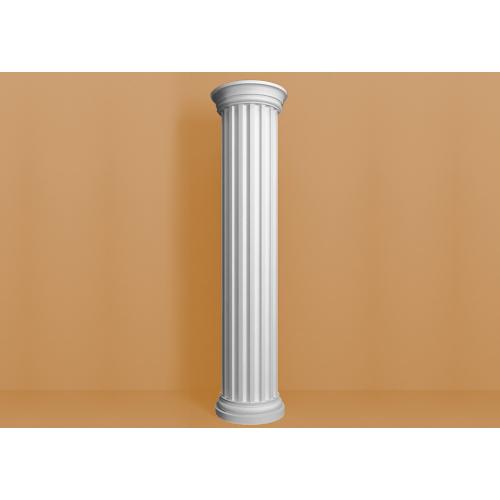 Колонна из полиуретана (пенопласта) КL 103 (КL 103t), размер 405×405×2000 мм