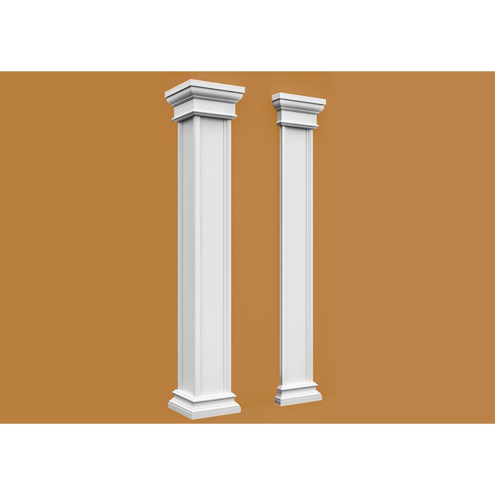 Пилястры PL 106, размер 50×400×2000 мм