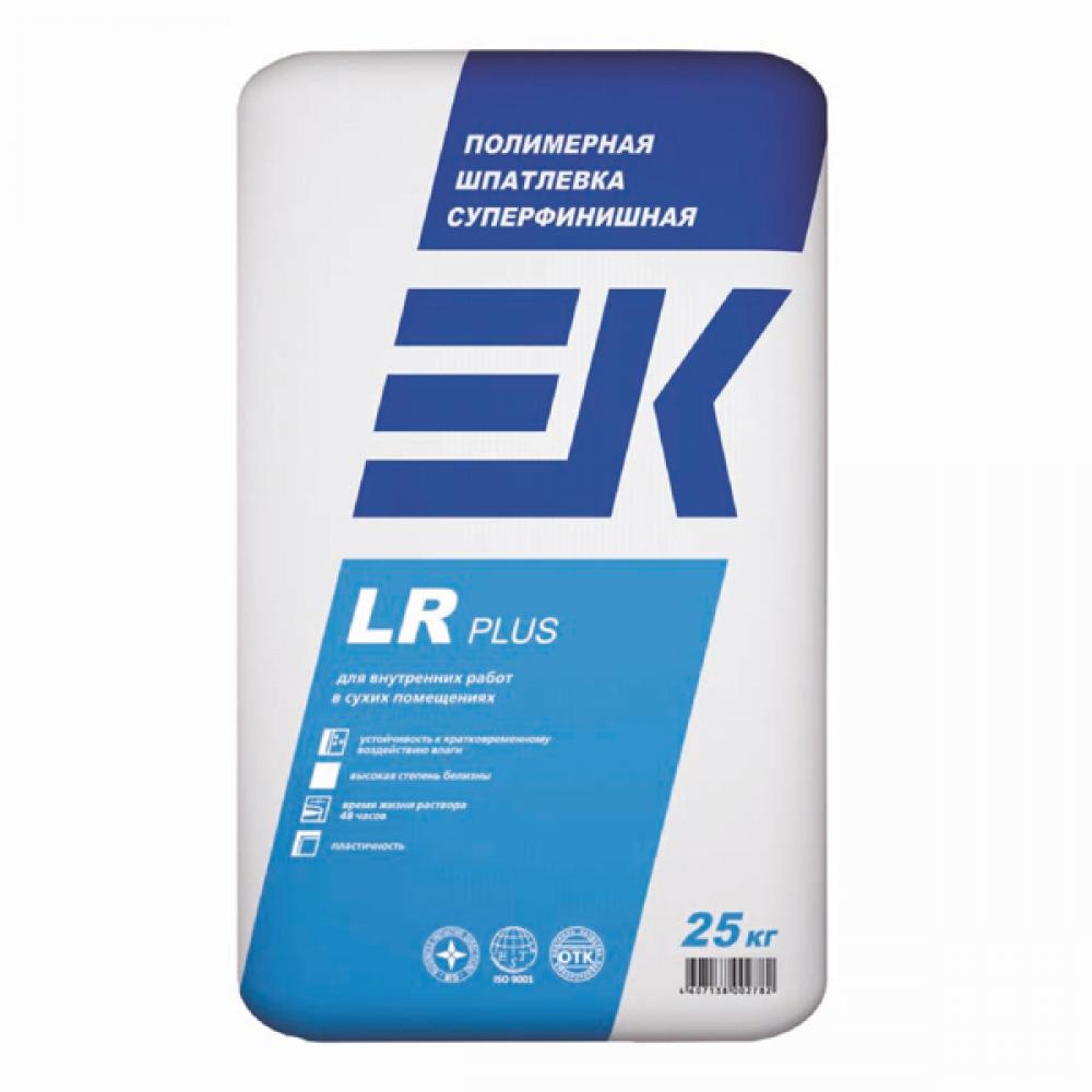 Полимерная шпатлевка суперфинишная ЕК LR PLUS ЕК Кемикал