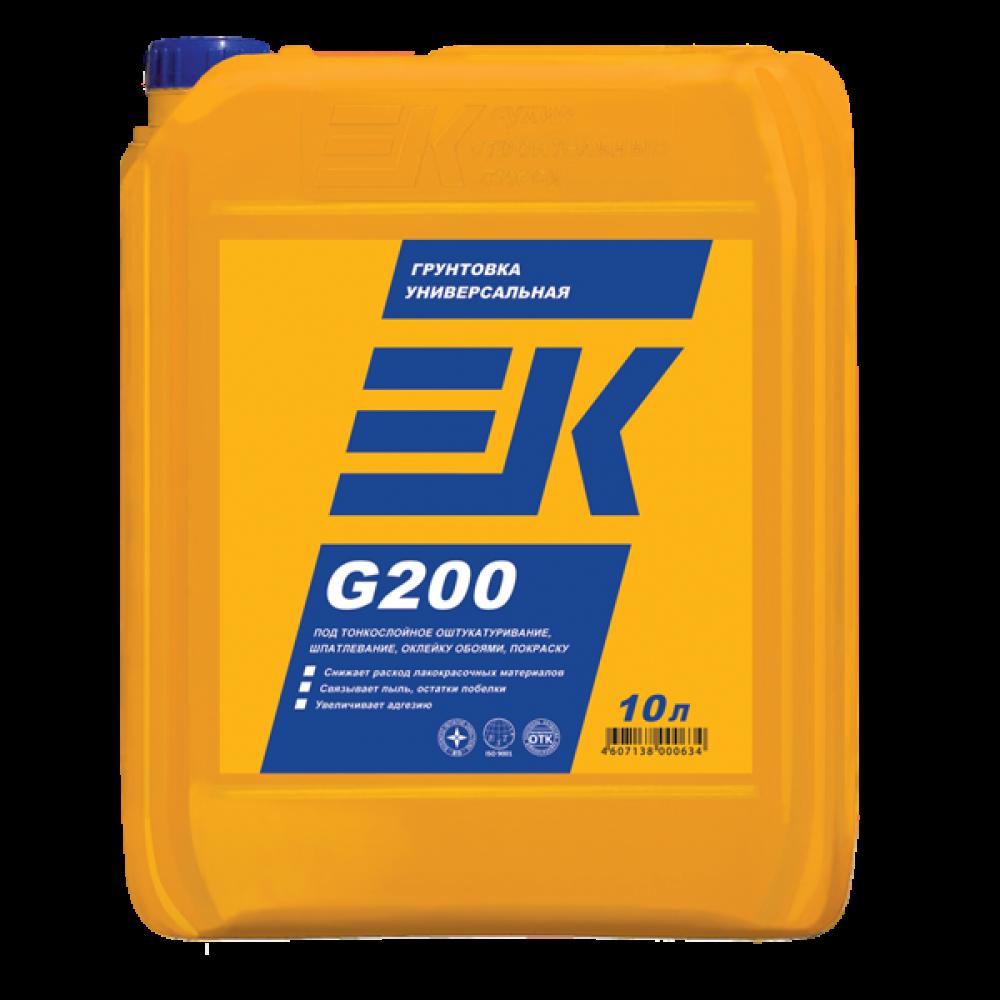 Грунтовка универсальная ЕК G200 ЕК Кемикал