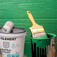 Краска для фасадных и внутренних работ