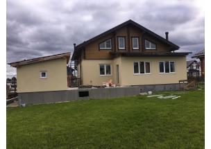 Утепление фасада дома снаружи под ключ