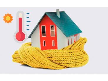 Сравнение фасадных утеплителей для дома, экономим до 50% на отоплении
