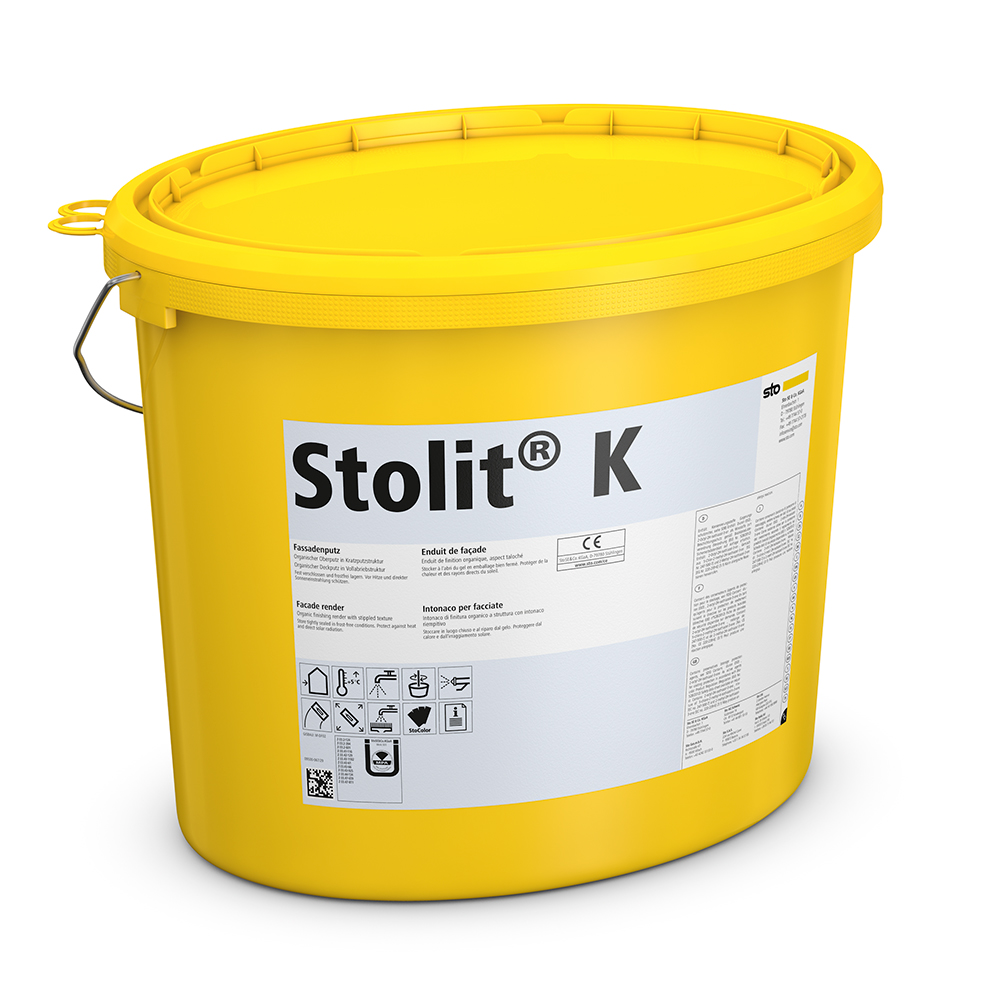 Акриловая декоративная штукатурка Stolit K/R/MP 25 кг