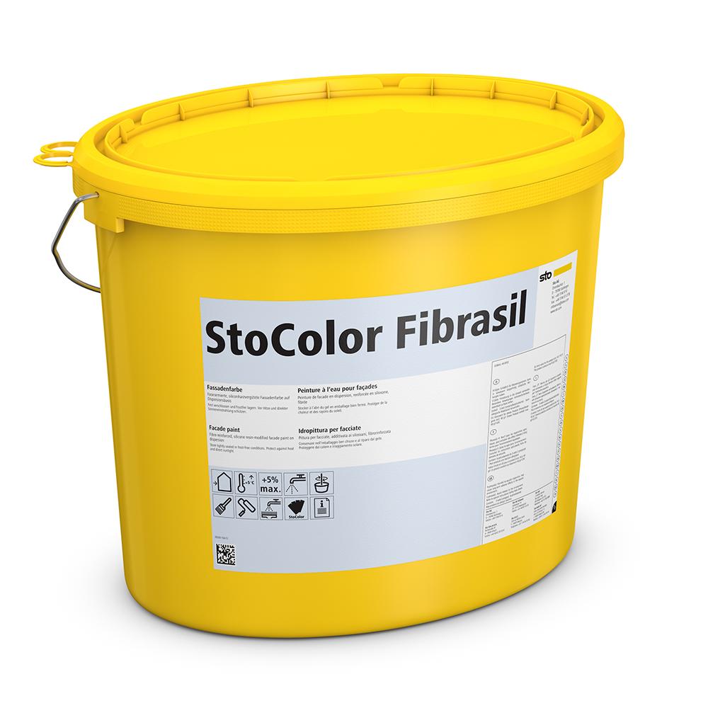 Акриловая краска StoColor Fibrasil 15 л