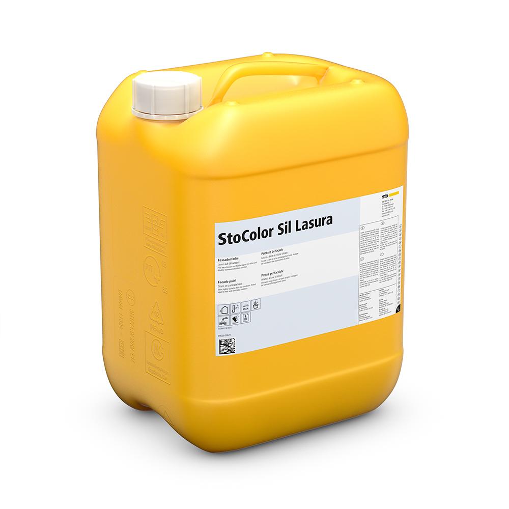 Дисперсионная силикатная лазурь StoColor Sil Lasura 10 л