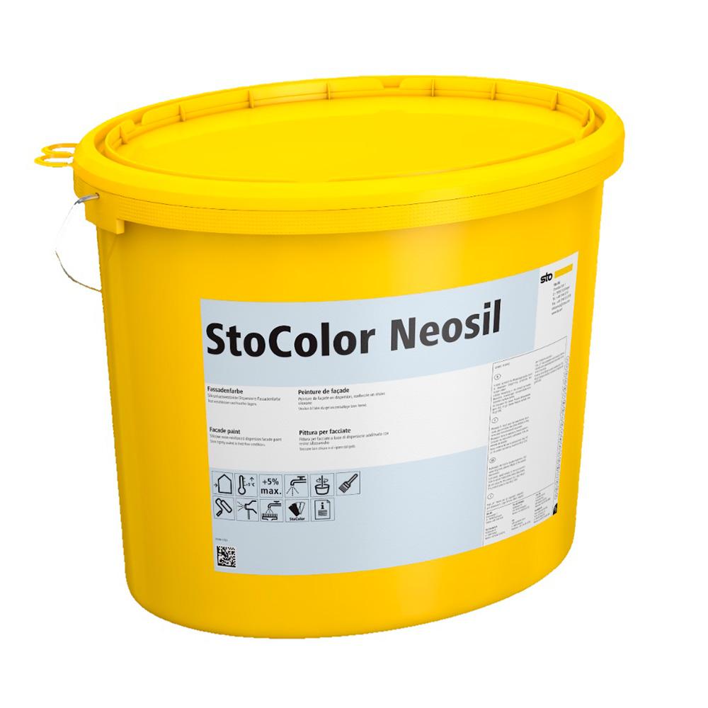 Фасадная краска StoColor Neosil B на основе полимерных смол