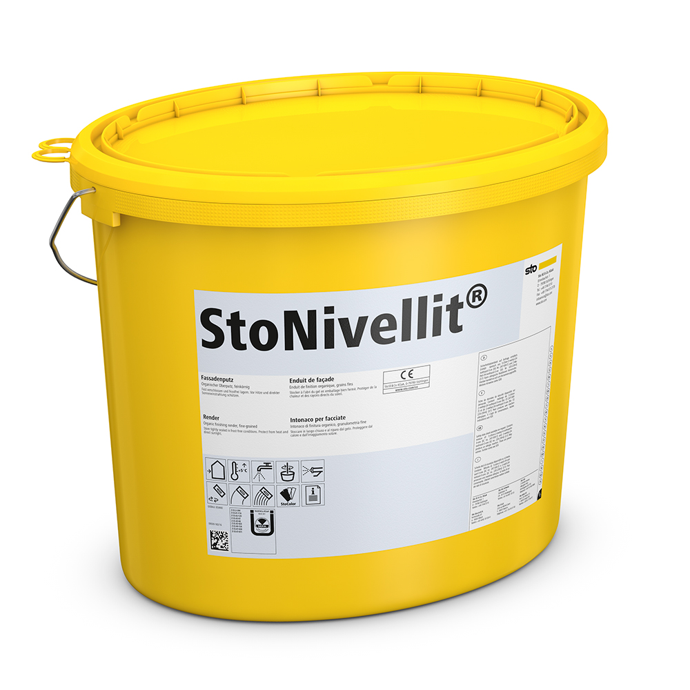 Органическая штукатурка StoNivellit, 25 кг