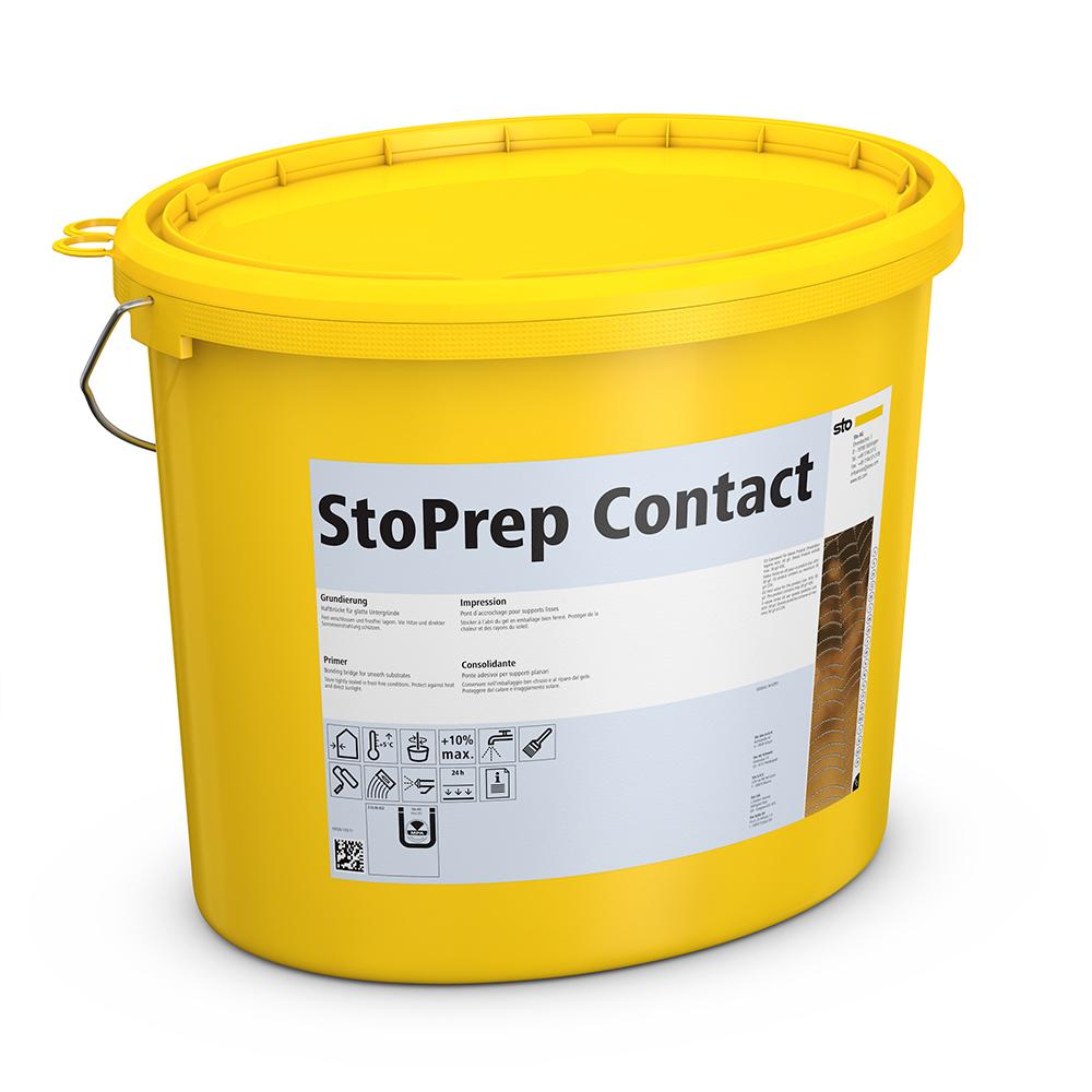 Промежуточное покрытие StoPrep Contact 25 кг
