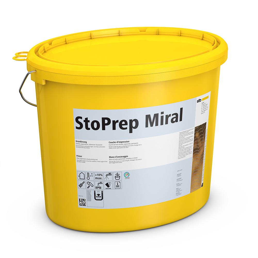 Промежуточное покрытие StoPrep Miral 25 кг