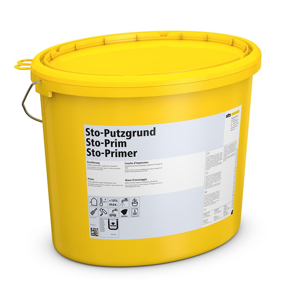 Промежуточные покрытия Sto-Putzgrund 23 кг