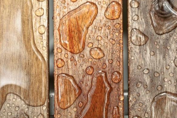 Пропитка дерева воском
