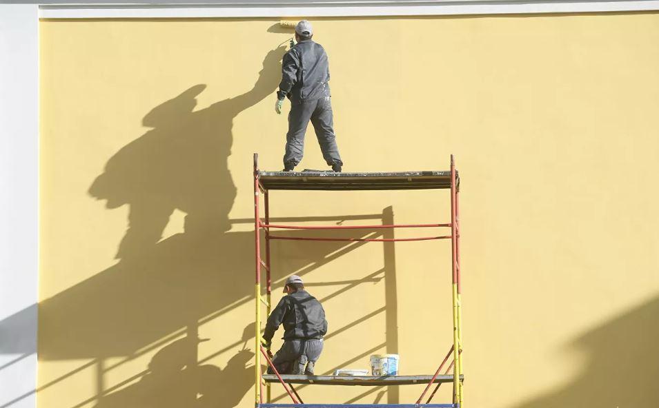 Секреты выбора материалов для окрашивания фасадов