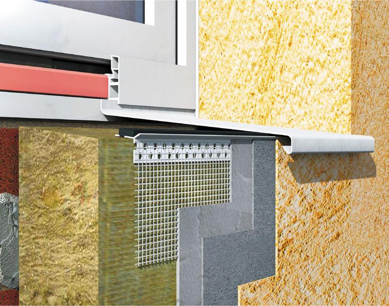 Фасадная стеклосетка Алабуга 2000 для армирования фасадов