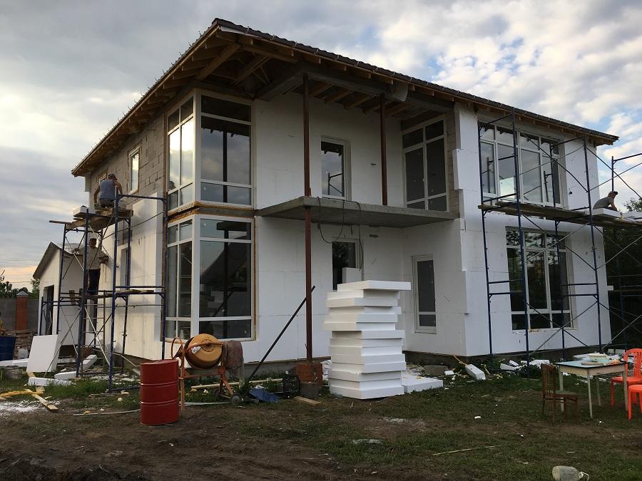 Профессиональные решения для систем мокрый фасад